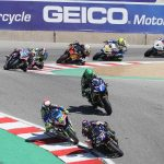 GEICO Motorcycle MotoAmerica Superbike SpeedFest At Monterey Will Be A Closed Event