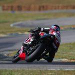 Solid VIR weekend for Trevor Standish